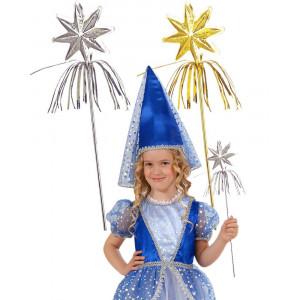 Bacchetta Stella Fatina Accessori Costume Principesse PS 10156 Pelusciamo Store Marchirolo