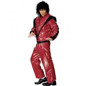 Costume Carnevale Micheal Jackson Thriller costumi travestimento