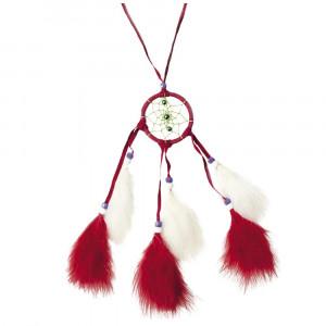 Collana Indiana Dreamcatcher Accessori Costume Carnevale Indiani PS 26485 Pelusciamo Store Marchirolo