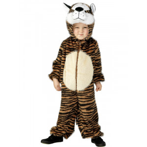 Costume Carnevale Bimbo Tigre Tigrotto