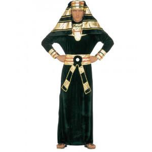 Costume Carnevale Uomo Faraone Egiziano Travestimento Egizio PS 19913