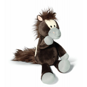 Peluche Cavallo Pony Kapoony 25 Cm PS 09681 Plusch Pferd Nici Pelusciamo Store Marchirolo