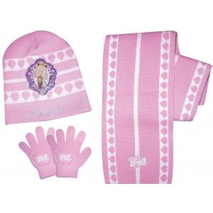 Set hello Spank cuffia guanti sciarpa