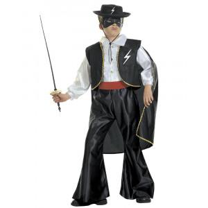 Costume Carnevale Bambino Bandito Mascherato PS 26388 Pelusciamo Store Marchirolo