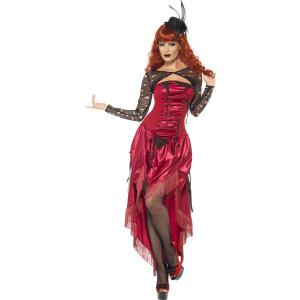 Costume Halloween Carnevale Donna Ballerina Horror | pelusciamo.com