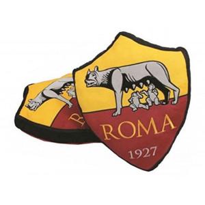 Cuscino Sagomato AS Roma Prodotto ufficiale 42X32 PS 00782 pelusciamo store
