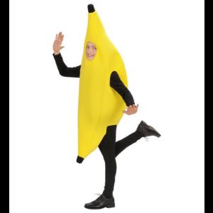 Costume Carnevale Bimbo Ragazzo travestimento banana a sacco *19884 pelusciamo store