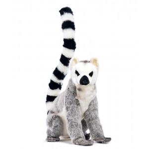 Peluche Lemure Seduto 54x26x36 Cm Peluches Realistici Hansa PS 13288 pelusciamo store Marchirolo