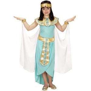 Costume Carnevale Bambina Vestito Da Regina Egiziana PS 22958 Pelusciamo Store Marchirolo