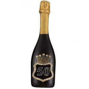 Bottiglia Di Prosecco Extra Dry 0.75 ML. Personalizzata 50 Anni PS 27277
