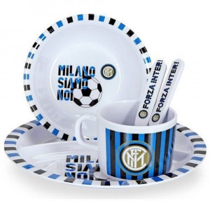 Set pappa Neonato Fc Internazionale Accessorio Ufficiali Inter PS 12663 pelusciamo.com