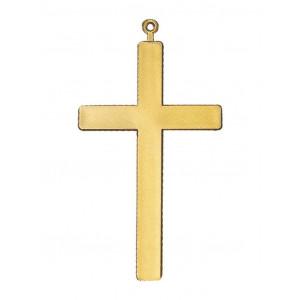 Crocifisso Accessori Costume Carnevale x Vestito Prete Suora Croce PS 10376