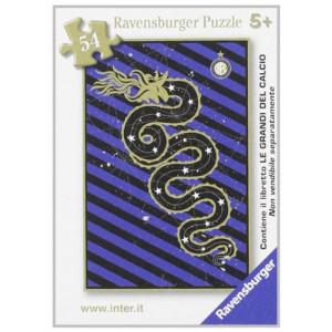 Mini Puzzle Ravesburger Biscione Inter 54 pz. 04391