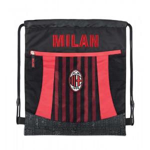Milan Sacca Coulisse Sportiva Palestra A.C. Milan PS 09555 Borse Calcio Pelusciamo Store Marchirolo