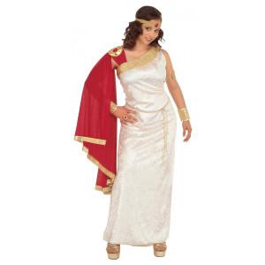 Costume Carnevale Donna Tunica da Romana Lucilla PS 26291 Pelusciamo Store Marchirolo