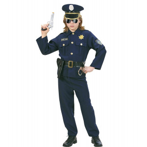 Costume Carnevale Bimbo Divisa Poliziotto PS 19957 Travestimento Polizia Pelusciamo Store marchirolo 0332 997041