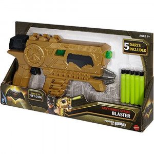 Pistola Sparadardi Batman v Superman Kryptonite Strike Blaster PS 09608 Pelusciamo Store Marchirolo