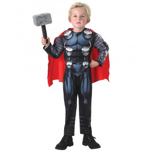 Costume Carnevale Bimbo Thor con Martello The Avengers PS 26020 Pelusciamo Store Marchirolo
