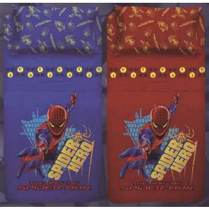 Set Letto Singolo Spiderman - Completo Lenzuola