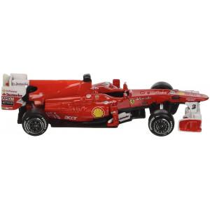 Scuderia Ferrari Racing F10 scala 1:43 Modellini Bburago PS 00834 pelusciamo