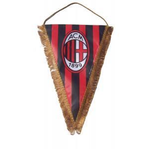 Gagliardetto Grande AC Milan Calcio Milan 30x40  Cm PS 09787