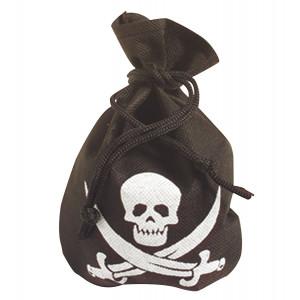 Borsetta Pirata Accessori Costume Carnevale Pirati PS 26486 Pelusciamo Store Marchirolo