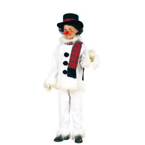 Costume Natalizio Pupazzo Di Neve PS 25833 Pelusciamo Store Marchirolo