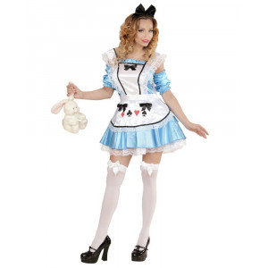 Costume Carnevale Alice Wonderland Girl PS 26332 Pelusciamo Store Marchirolo