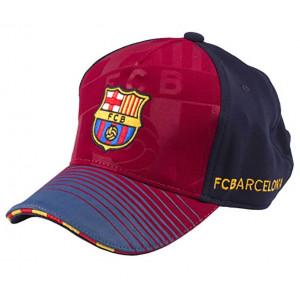 Cappellino Barcellona Calcio Cappello Baseball Con Visiera PS 04701 pelusciamo store