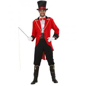 Costume Carnevale Adulto Domatore, Serie Clown e Circo Pelusciamo store Marchirolo