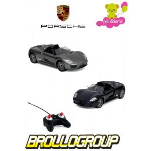 Macchina Radiocomandata Porsche 918 Cabrio, pelusciamo vendita giochi giocattoli | Pelusciamo.com