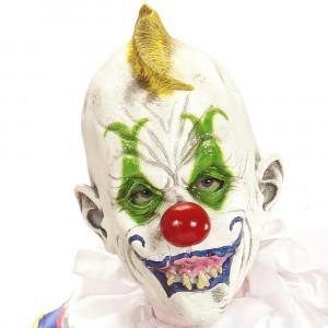 Maschera Clown Horror , Carnevale Halloween PS 26449 pelusciamo store marchirolo