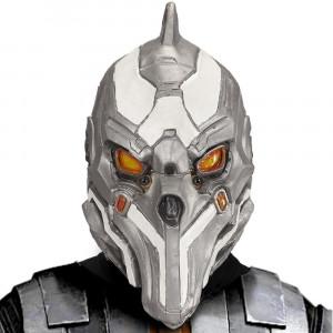 Maschera Carnevale Cyborg Space Commander PS 26446 Pelusciamo Store Marchirolo