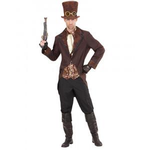 Costume Carnevale Uomo Steampunk Fantascientifico PS 26314 Pelusciamo Store Marchirolo