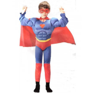 Costume carnevale Superman