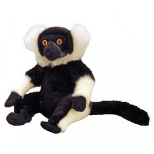 Peluches scimmia Lemure 25 cm Plush Lemur Keel Toys | pelusciamo.com