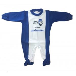 Set Pappa melamina Prima Infanzia Atalanta B.C calcio *12674