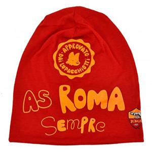 A.S. Roma Calcio - Berretto Jersey + Borsetta Ufficiale PS 07857 Pelusciamo Store Marchirolo