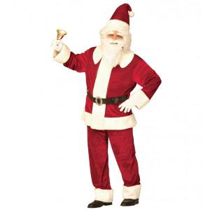 Costume Natalizio Vestito Da Babbo Natale Lusso PS 01379 Pelusciamo Store Marchirolo