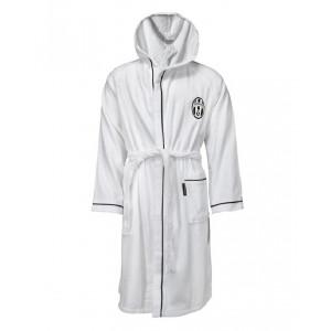 Accappatoio con cappuccio adulto Juventus calcio bagno Piscina Mare pelusciamo store