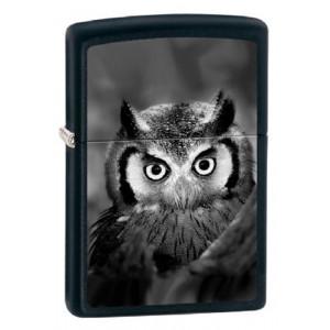 Accendino Zippo Zippo Owl  PS 06184 pelusciamo store