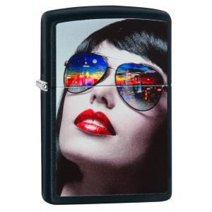 Accendino Zippo Reflective Sunglasses  PS 06187 pelusciamo store
