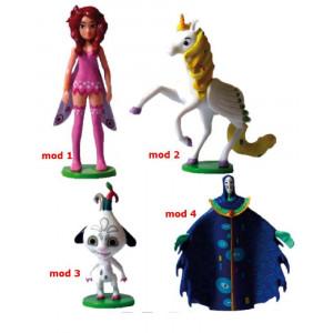 Action Figure Plastica Mia and Me, Mia, Pan, Unicorno e Panthea | Pelusciamo Store