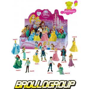 Action Figure Personaggi Principesse Favole Disney  | Pelusciamo Store