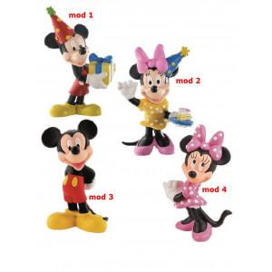 Action Figure Personaggi Disney  *20685 Topolino, Minnie, Mickey | Pelusciamo Store