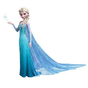 Adesivi da Parete Frozen 44 pz *03650 Sticker Disney Arredo cameretta bimba