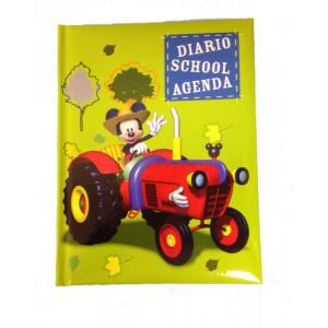 Diario Scuola 12 mesi Topolino, Agenda Mickey Mouse DIsney | pelusciamo.com