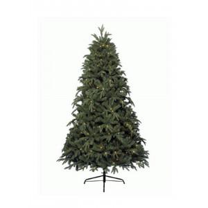 Albero Di Natale Victoria Pine Luci A Led 210 cm. Certificato Everlands PS 04600 Pelusciamo Store Marchirolo