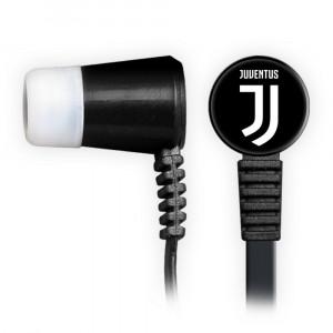 Cuffie Smartphone Juventus Logo Nuovo auricolari con microfono | pelusciamo.com