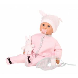 Bambola Cookie Care con coniglietto Bambole Realistiche Gotz PS 05841 pelusciamo store